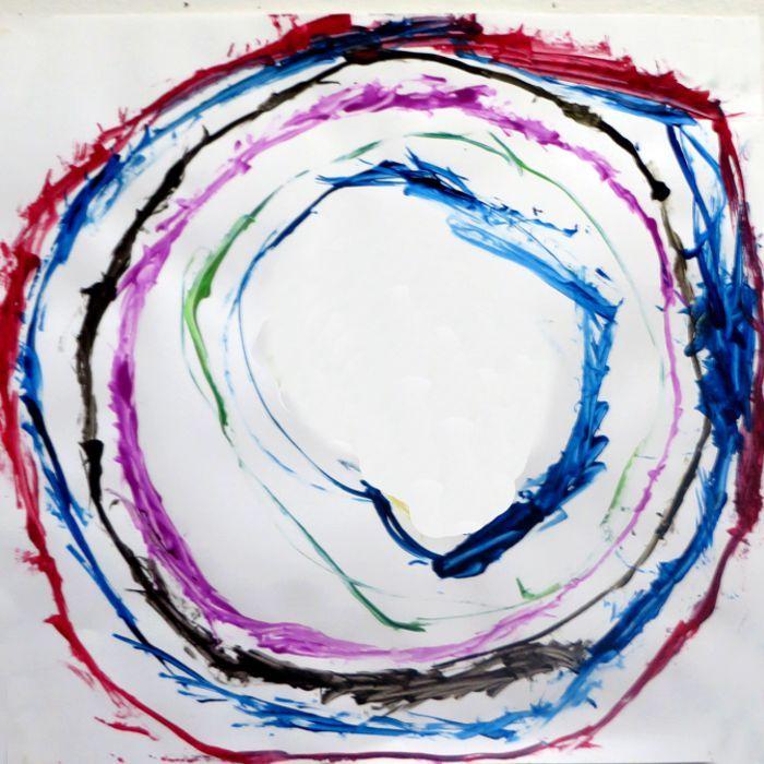 De stip, thema kunst voor kleuters, kleuteridee.nl , Art theme preschool.9