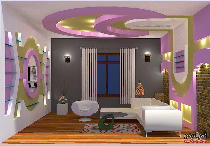اشكال اسقف جبس بورد غرف وصالات وريسبشن متنوعة قصر الديكور Ceiling Design Bedroom Bedroom False Ceiling Design Ceiling Decor