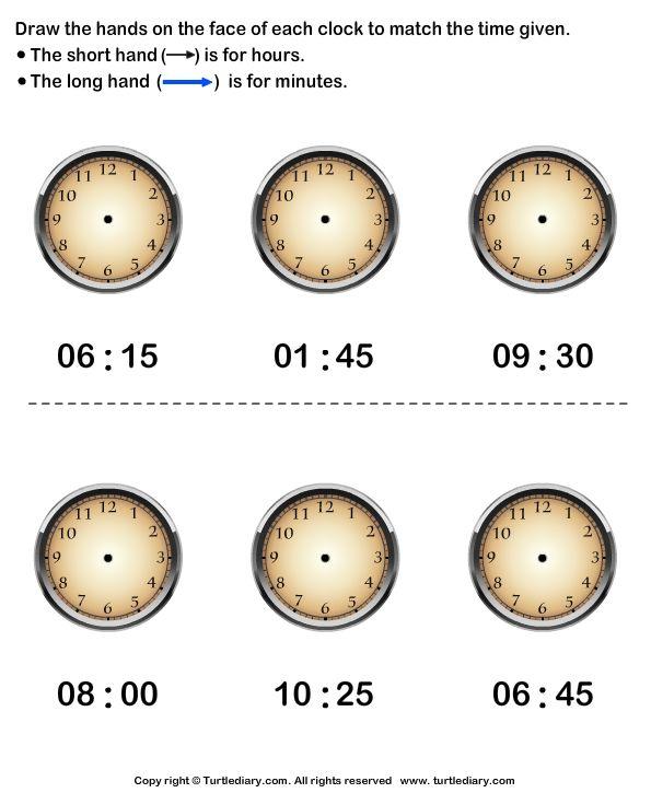 34 best images about time worksheets on pinterest the o 39 jays hands and math. Black Bedroom Furniture Sets. Home Design Ideas