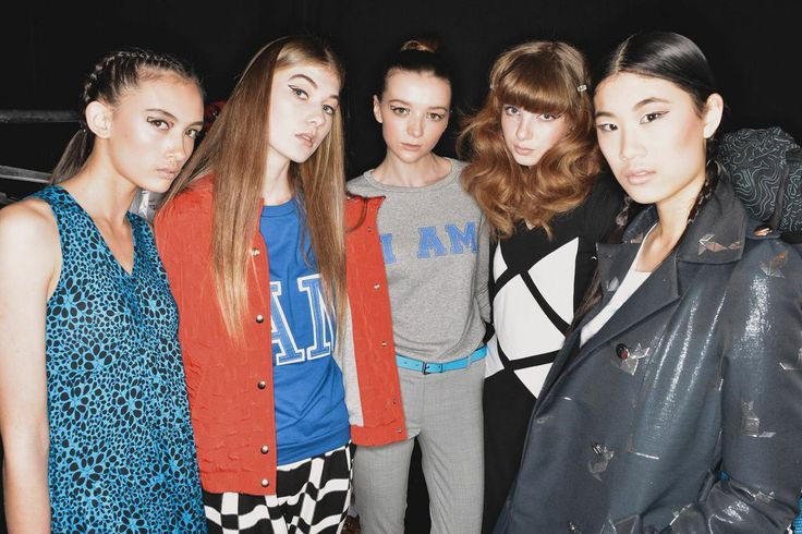 GIRL GANG - I AM aw15… coming soon!  www.andreamooreboutique.com