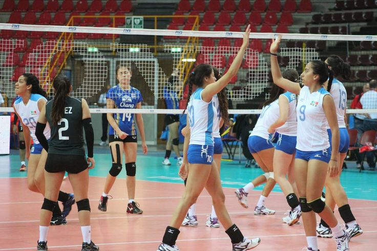 México sufre tercera derrota en el Mundial de Voleibol femenil ~ Ags Sports