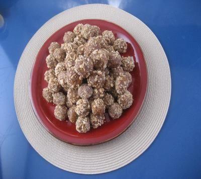 Honey-Orange Crumb Cookies | Desserts | Pinterest