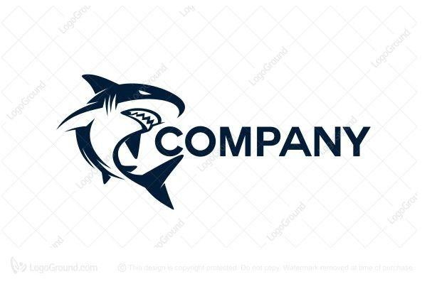 Shark Logo by masjacky
