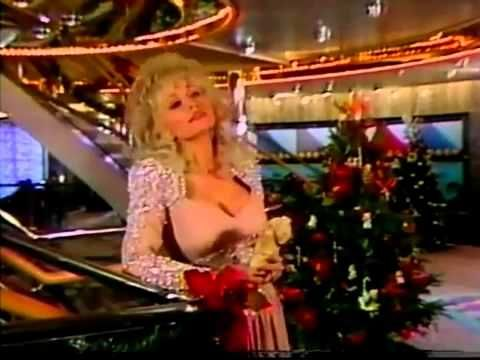 ▶ Dolly Parton - Hard Candy Christmas - YouTube