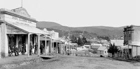 Omeo,a goldfield township in Victoria,nestled high in the Australian Alps.