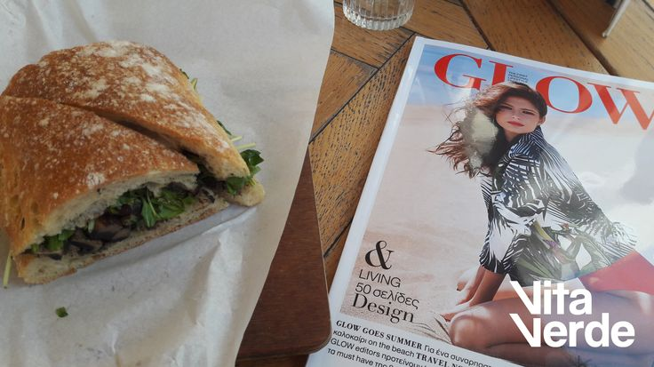 Snack break! Perfect time to read our new article in Glow Magazine on how to keep your garden beautiful through all seasons!   #vitaverde_gr #glowgr