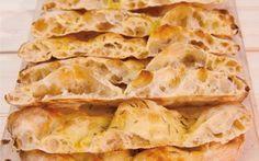 La vera ricetta della pizza scrocchiarella #ricetta #pizza #scrocchiarella #cucina