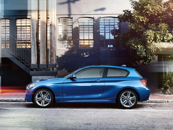 BMW 1 Series (3-door): Images | BMW South Africa