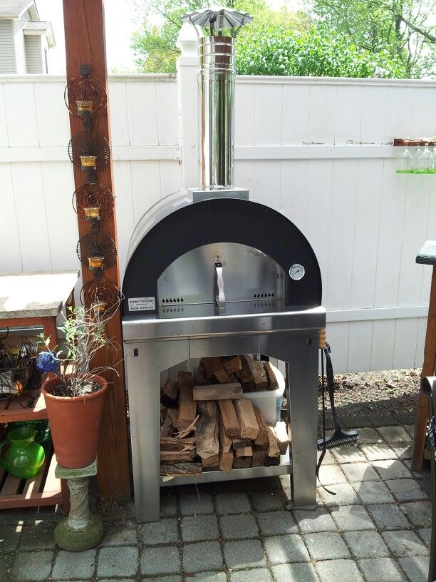 Use your wood burning pizza oven for almost everything that you would normally cook in your oven. No heating up the house.
