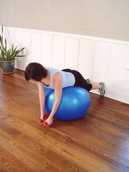 A great exercise to fix rounded shoulders and tone a strong, sexy back!