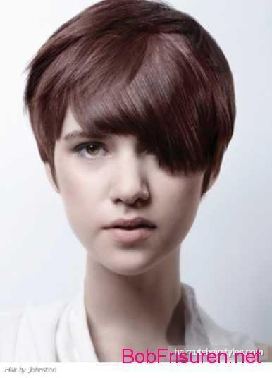 Frisuren bob teenager