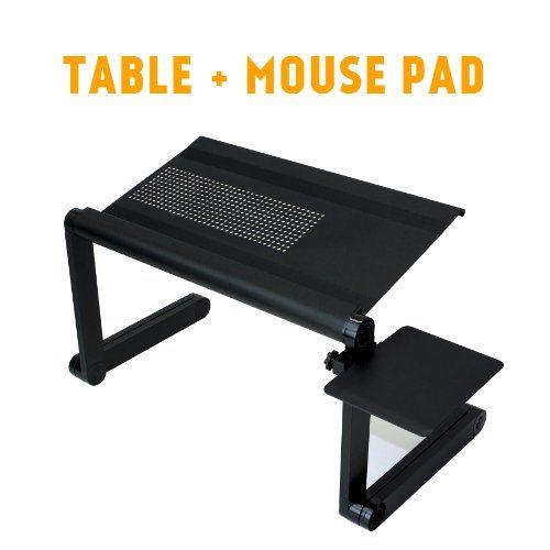 Les 25 meilleures id es concernant table d 39 ordinateur for Table pour ordinateur portable