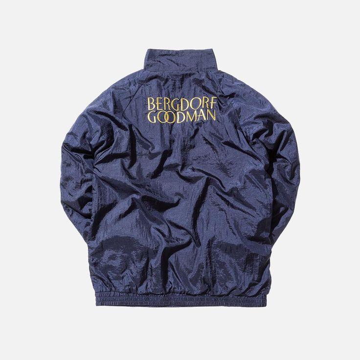 Kith x Bergdorf Goodman Windbreaker