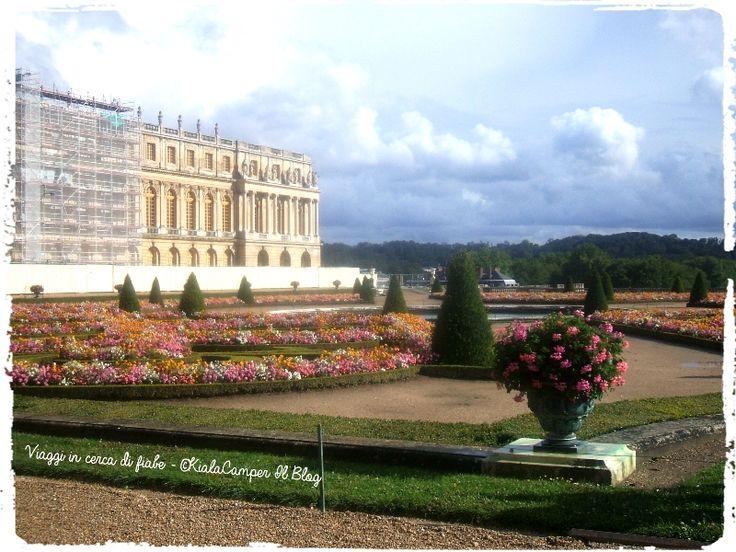 Versailles, France #fairytale #fairytravel #location #cinderella