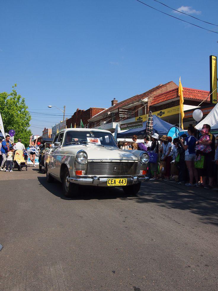 Granny Smith Festival 2013. #WeLoveGSF13 #GSF #GrannySmithFestival #GSF2013 #GrannySmithFestival2013 #GrannySmith #Apple #Apples #Festival #Eastwood #Sydney #NSW #CityofRyde #RydeLocal