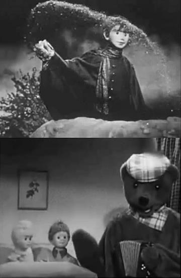 Bonne nuit les petits est une série télévisée française en noir et blanc, créée par Claude Laydu et diffusée à partir du 10 décembre 1962 sur RTF Télévision puis sur la première chaîne de l'ORTF. 568 épisodes de 5 minutes et cinq émissions spéciales ont été réalisés entre 1962 et 19731.Une troisième série, intitulée Nounours, de 78 épisodes de 5 minutes en couleur est diffusée à partir du 23 février 1976 sur Antenne 2.