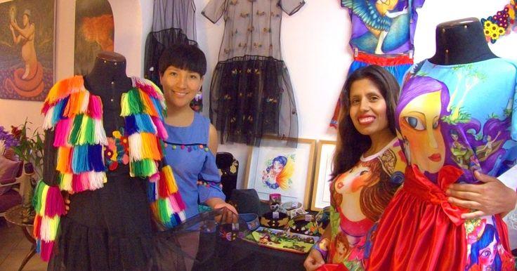 Fuerza Esperanza, primer desfile express de moda con identidad
