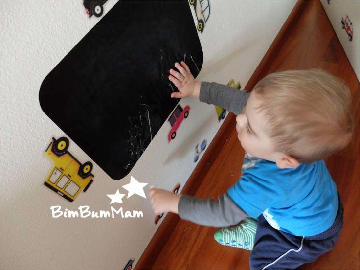 Creatività, sviluppo e Stickets - Fai divertire i tuoi figli con le lavagna adesiva Stikets bellissimo strumento per esplorare la creatività - BimBumMam