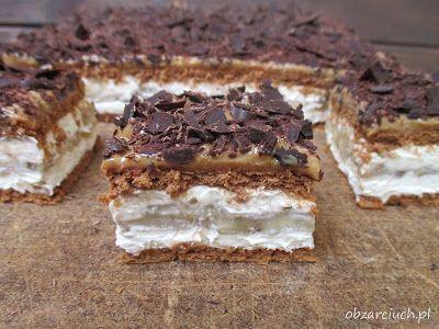 Obżarciuch: Ciasto bez pieczenia w 10 minut