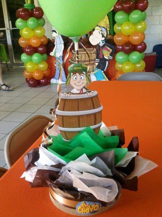 fiesta del chavo del 8 animado - Buscar con Google:
