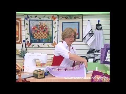 Dica Ana Cosentino: Como preparar, passar e cortar os tecidos - YouTube