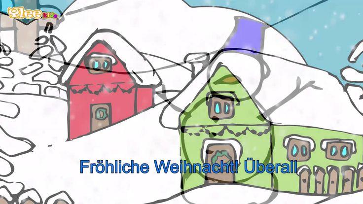 Fröhliche Weihnacht überall - Karaoke Version (Sing Allein) in Deutscher...
