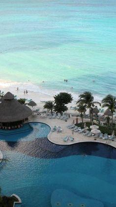 Fiesta Americana Grand Coral Beach - Cancún, Mexico