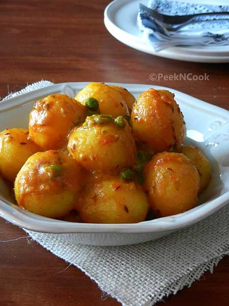 Potato lovers on Pinterest | Potato curry, Aloo recipes and Baby
