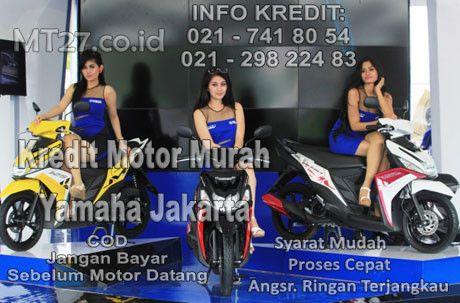 Daftar Harga Adira Finance-Kredit Motor Dealer Yamaha Jakarta Murah