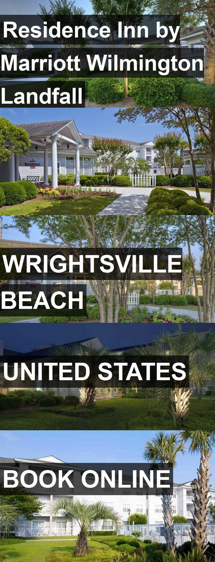 Hotel Residence Inn by Marriott Wilmington Landfall in Wrightsville Beach, United States. For more information, photos, reviews and best prices please follow the link. #UnitedStates #WrightsvilleBeach #travel #vacation #hotel