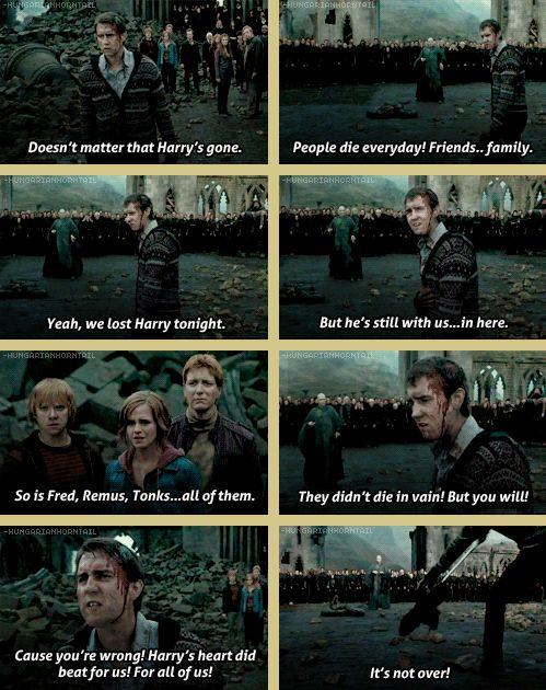 Neville Longbottom's speech: Solemnly Swear, Mischief Managed, Harrypotter, Neville S Speech, Movie, Harry Potter, Potterhead, Neville Longbottom
