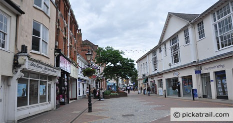 Ashford, Kent, England