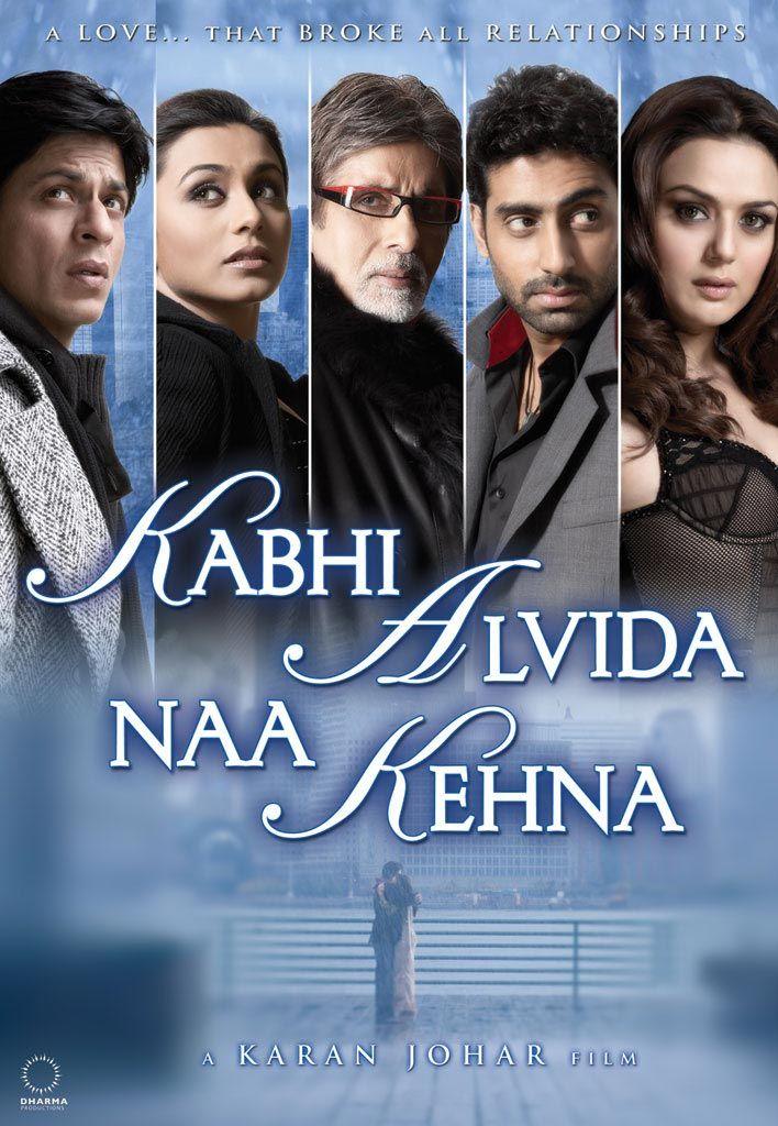 Netflix -  Kabhi Alvida Naa Kehna - Bollywood