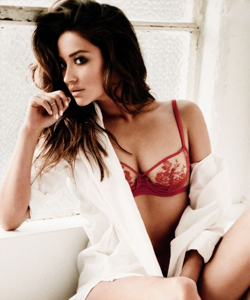 Shay Mitchell Esquire Philippines June 2014 Actress