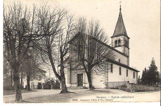 Eglise catholique de Versoix (GE)