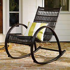 Outdoor Rocking Chairs - Outdoor Rockers - Porch Swings - Grandin Road
