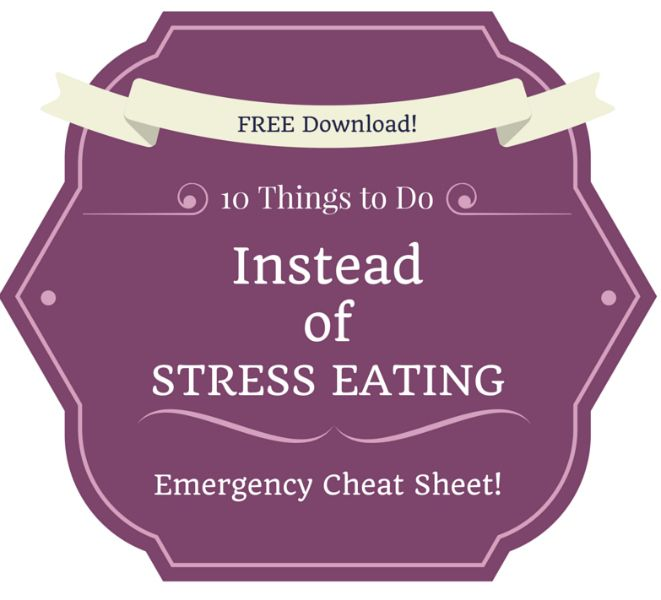 http://toomuchonherplate.com/op/stress-eating-solutions-web/  Stress Eating Cheat Sheet   Emotional Eating Help — Too Much On Her Plate