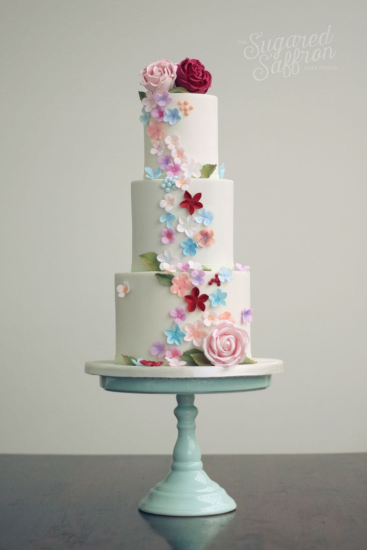 The 154 best The Sugared Saffron Cake Studio images on Pinterest ...