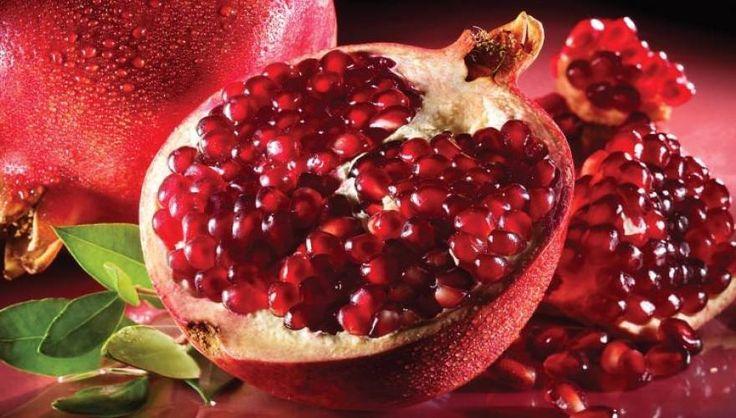 «Το κατακόκκινο ρόδι δεν είναι απλά ένα φρούτο, θα μπορούσε να χαρακτηριστεί και ως υπερτροφή».