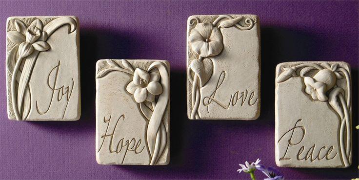 1130-  Carruth Studio! Set of flowers