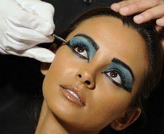 7 best Make Up Egipcia images on Pinterest | Makeup, Costumes and ...