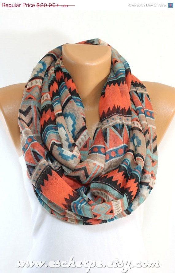 NEW YEAR SALE Standout Southwestern Infinity Scarf Tribal Scarf Aztec Scarf by #escherpe #scarves #scarf #shawl #shawls #wrap #wraps #aztec #southwestern #tribal #fall #winter #spring #women #fashion #accessories #holidays #holiday #christmas #gift #gifts #outfit #accessorize #style #stylish #love #TagsForLikes #me #cute #photooftheday #nails #hair #beauty #beautiful #instagood #instafashion #pretty #girly #pink #girl #girls #model #dress #skirt #shoes #heels #styles #shopping #trend…