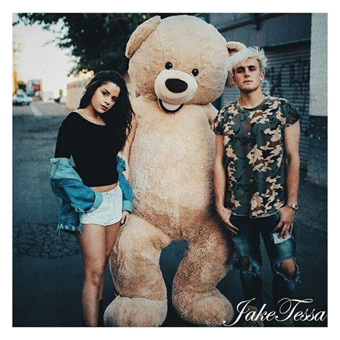 Jake Paul & Tessa Brooks (@jaketessa) | Instagram photos and videos