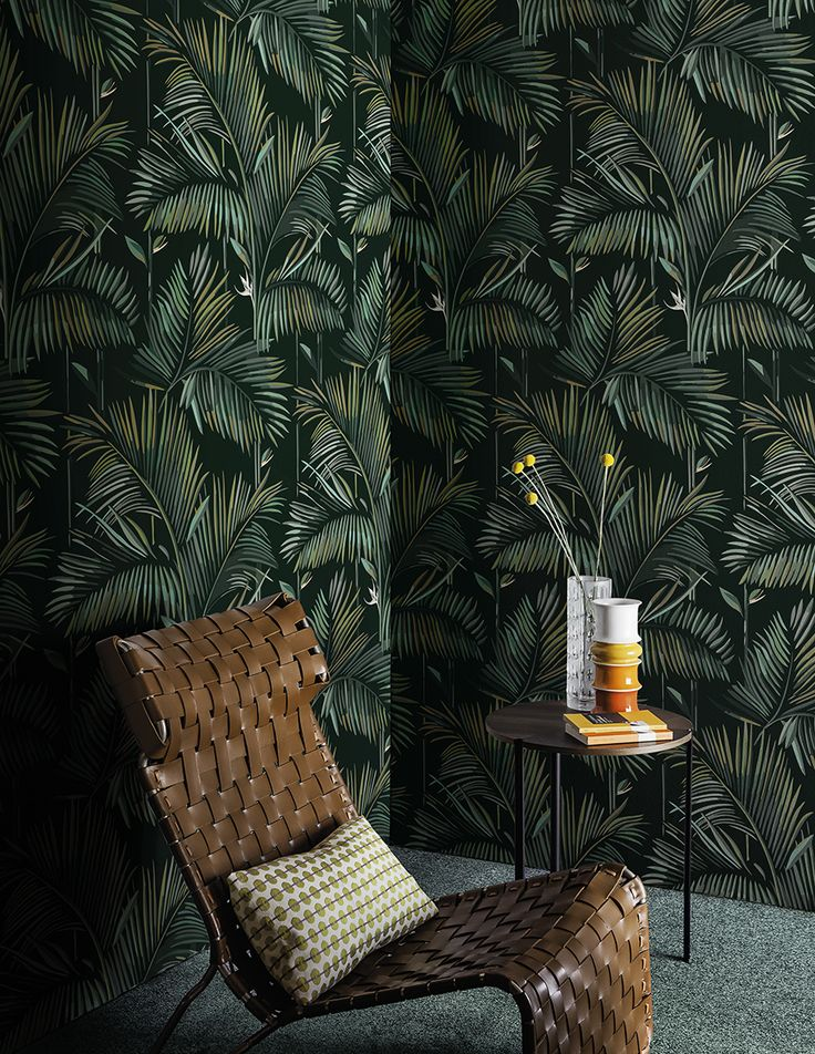 Brasilia - Wall&decò wallpaper collection 2016 design Lorenzo De Grandis