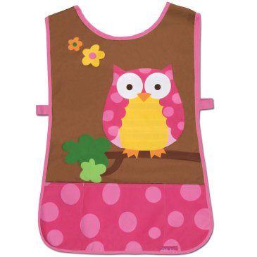 Cute Owl apron design