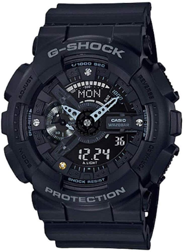 Casio Baby G Shock Ba135dd 1a Diamond Index Collection Watches Jewelry Amazon Fashions Trends Moda Women Casio Baby G Shock Baby G Shock Casio