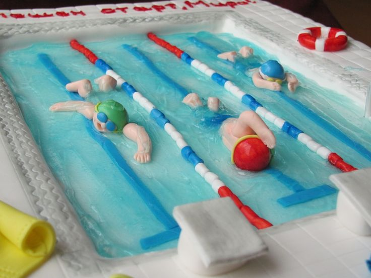 30 Best Swimming Pool Cakes Images On Pinterest Swimming Pool Cakes Swimming Pools And Pools