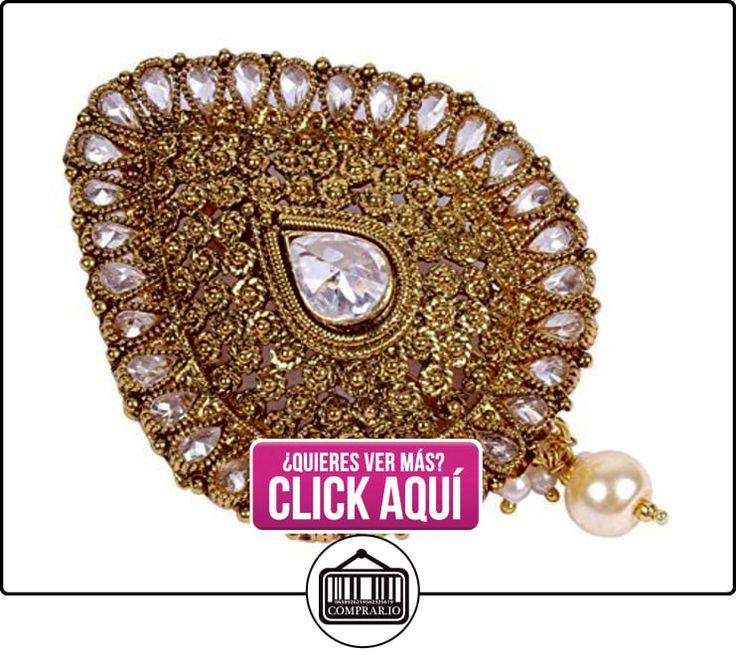 Gorgeous Pin de pelo de moda dorado indio Bollywood tradicional joyería para las mujeres  ✿ Joyas para niñas - Regalos ✿ ▬► Ver oferta: http://comprar.io/goto/B018TR0MX0