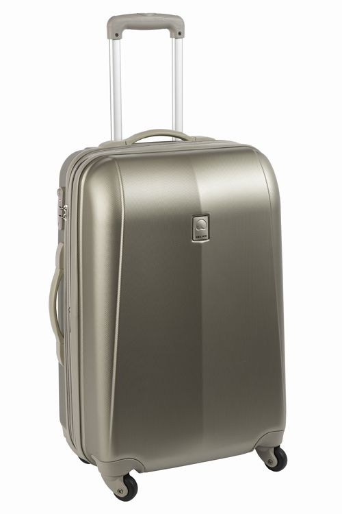 Delsey Extendo 3 Trolley 4-Rollen 65c, erw. nightblue