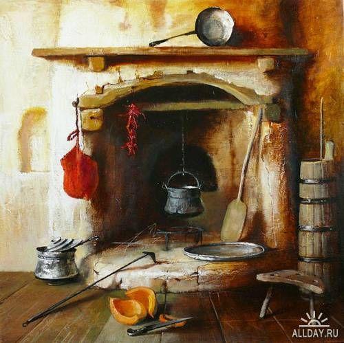 Болгарский художник Snejana Slavova